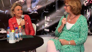 Eva Hamilton frågar ut Ann-Britt Åsebol, Moderaterna