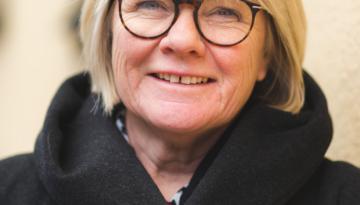 Ordförande Elisabeth Wallenius