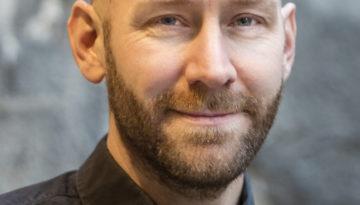 Generalsekreterare Nicklas Mårtensson