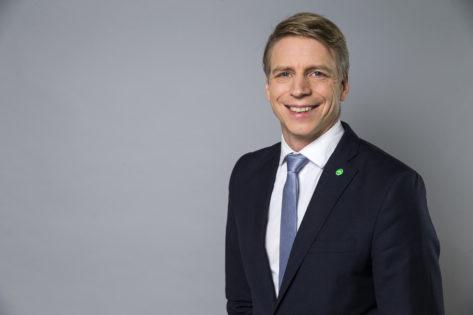 Finansmarknads- och konsumentminister, samt biträdande finansminister Per Bolund Foto: Kristian Pohl/Regeringskansliet