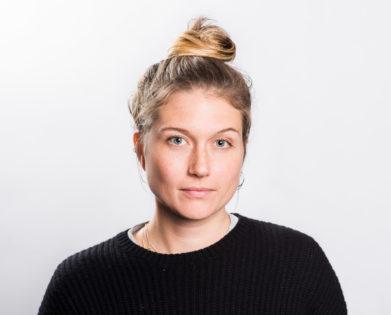 Julia Henriksson. fotograf Linnea Bengtsson