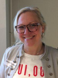 Veronika Magnusson Hallberg