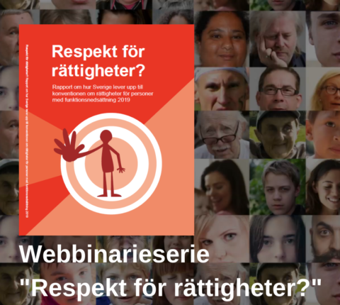 Wbbinarieserie Respekt för rättigheter