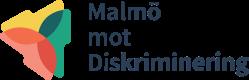 Logga Malmö mot diskriminering